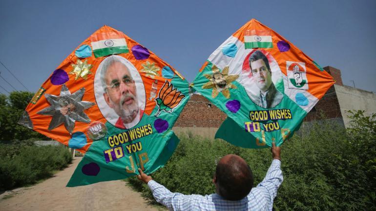印度大选计票工作刚刚开始 莫迪能否连任今天揭晓