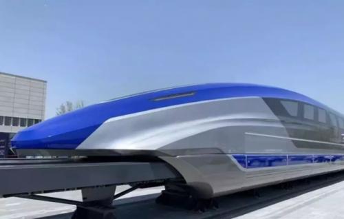 磁浮试验样车下线怎么回事?磁浮列车有哪些优点它如何运行的