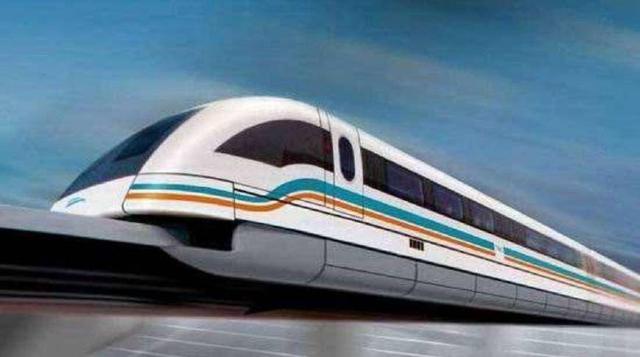 磁浮試驗樣車下線意味著什么?磁浮列車時速多少工作原理是什么