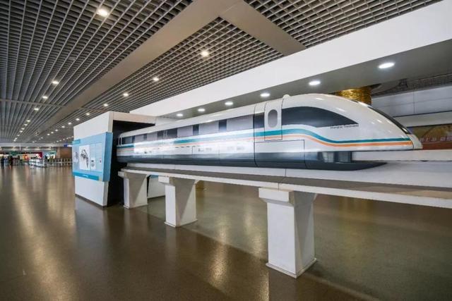 磁浮试验样车下线意味着什么?磁浮列车时速多少工作原理是什么