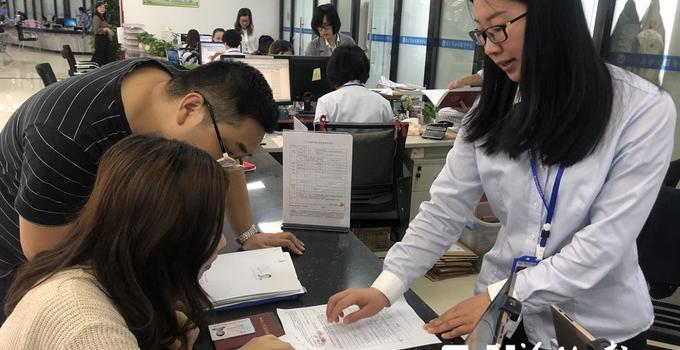 福州连江县行政服务中心:擦亮为群众服务的一扇窗