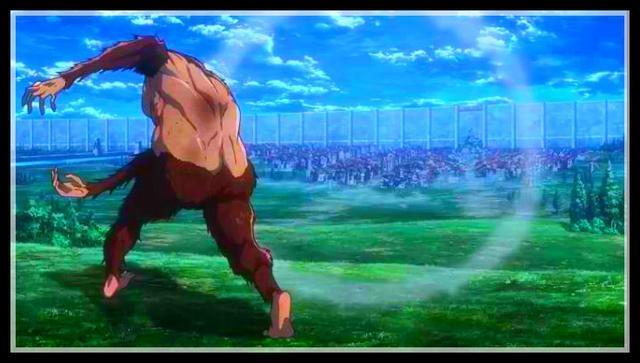 進擊的巨人3季第16集:團長甘愿領盒飯,兵長僅憑一人滅獸之巨人