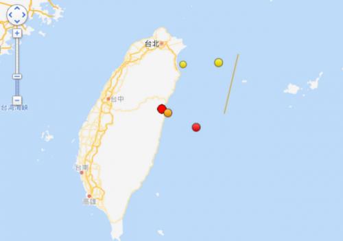 花莲4.5级地震怎么回事?花莲4.5级地震震感强吗 花莲为什么经常地震