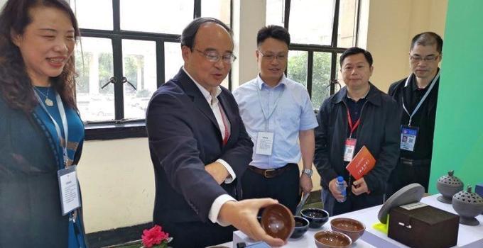 中国艺术节演艺及文创产品博览会开幕 八闽精粹精」彩亮相