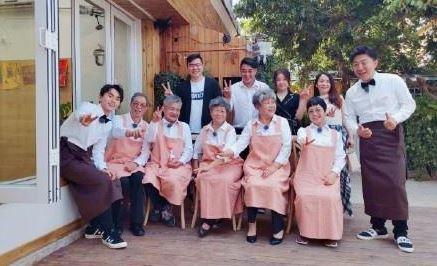 忘不了餐厅厨师小杰是谁?小杰个人资料微博照片介绍