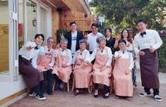 忘不了餐厅厨师小杰是谁?小杰小我材料微博照片介绍