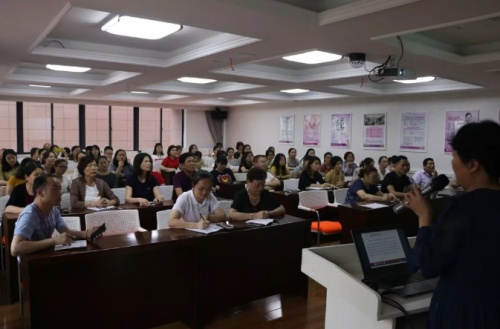 院感防控常态化 泉州福兴妇产开展医院感染防控培训