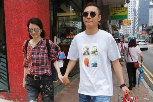 毕滢点赞内涵洪欣微博,香港女人厉害!她真的很关注张丹峰夫妇