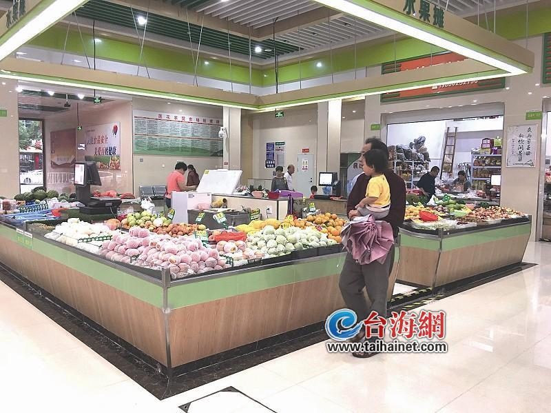 """極端天氣影響""""水果自由"""" 龍巖市中心城區鮮果價格普遍上漲"""