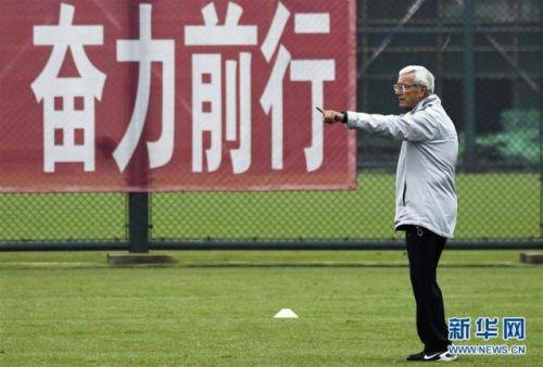里皮出任国足主帅什么情况 备战卡塔尔世界杯预选赛