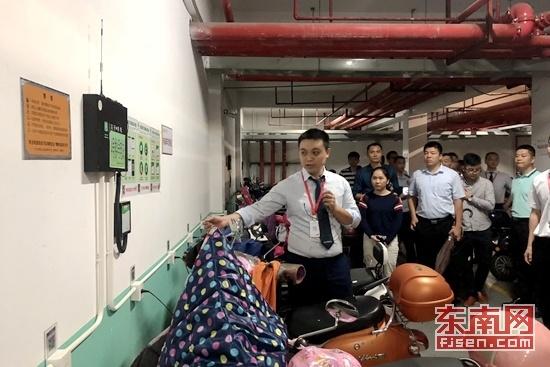 漳州召开现场会 力推住宅小区安全设施改造提升