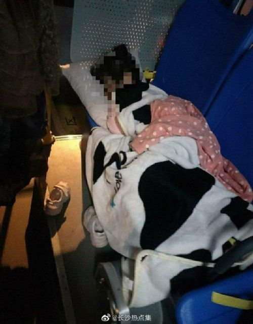 司机带娃上班停职事件始末 女司机带娃上班照片曝光为什么被停职