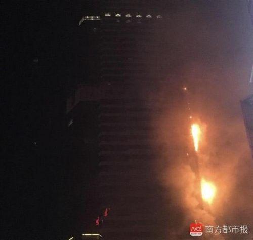 事发现场。图据南京应急管理局