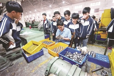 漳州积极搭建技能人才培养和成长平台 助力工业发展