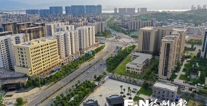 福州仓山区横龙村:村财收入年年涨 村民生活节节高