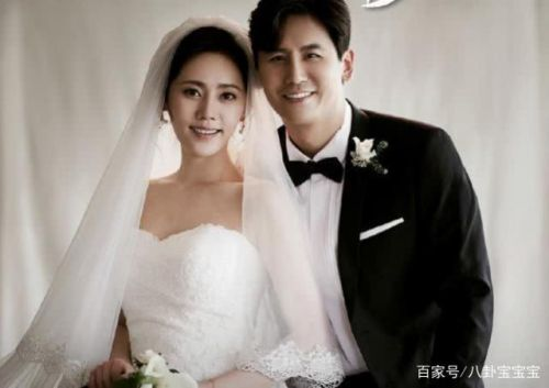 秋瓷炫婚纱照曝光是什么样的?秋瓷炫老公是谁两人结婚几年了