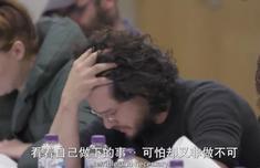 雪诺读剧本发现杀了龙妈时怎么回事?权力的游戏8大结局对他来说是什么?