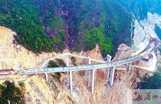 国省干线纵三■线公路仙游段攻坚克难加紧施工