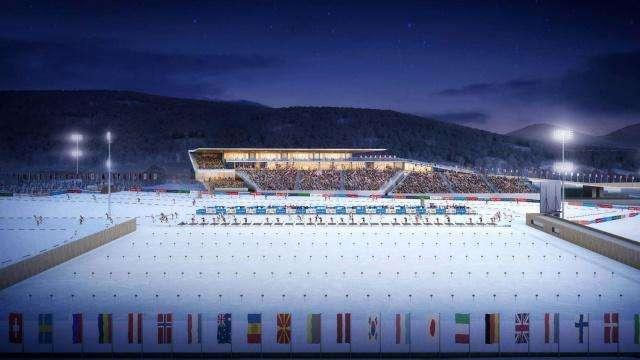 北京冬奥会三大场馆年底将具备办测试赛条件