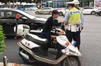 市城管委、交警大队开展电动车专项整治