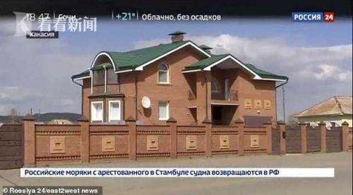 谢尔盖·扎伊采夫新◆建的豪华别墅