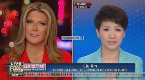 主播刘欣被插话什么情况?中美女主播辩论直播都谈了什么内容