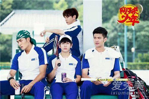 网球少年什么时候播在哪看?网球少年演员表剧情介绍