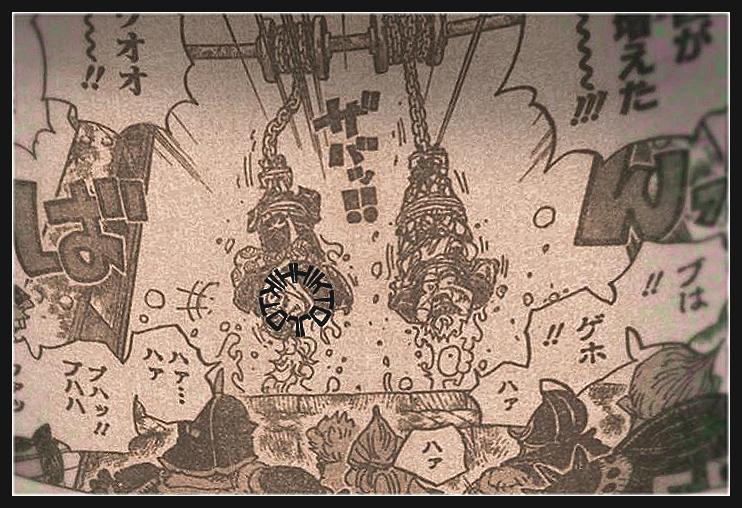 海贼王漫画944话:斩魔人镰藏就是基拉,他不配成为最恶世代