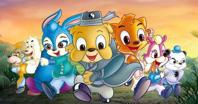 虹猫蓝兔上热搜,原来是官方撒糖,钦定虹猫喜欢蓝兔