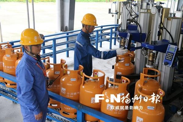 润闽能源长乐液化气储配站投产 可服务33万用户