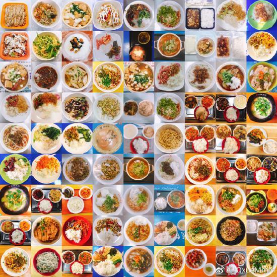連拍四年大學飯菜事件始末,為什么連拍四年大學飯菜真相亮了