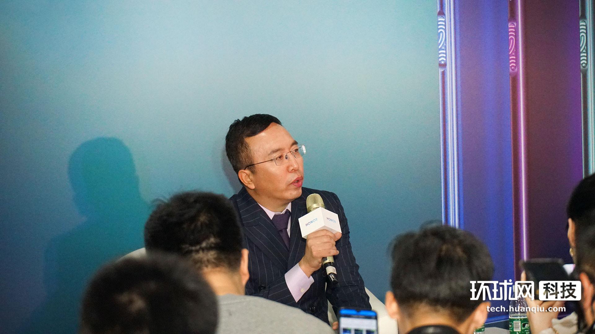 榮耀總裁趙明:榮耀的5G手機將于今年四季度推出