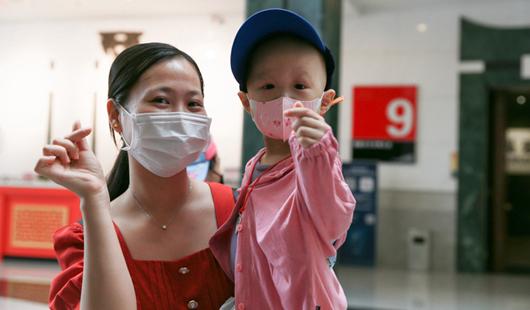 """3d走势图:""""六一""""儿童节,离开����著其中病房看世界"""