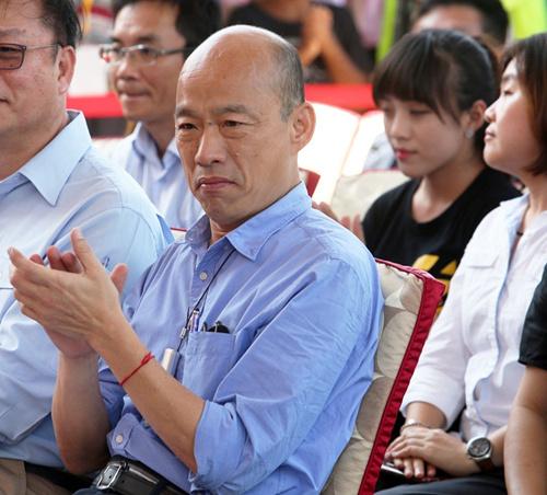 韩国瑜澄清:从未主张恢复军公教18%年金 不要再抹黑
