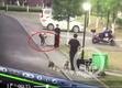 护狗反被咬事件来龙去脉 男子为什么被狗咬他感到了一�深深监控视频还原现场情况