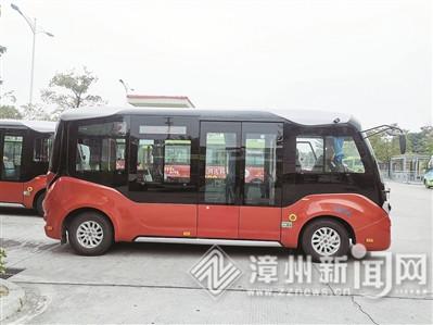 """節能""""上崗"""" 智慧上道 解密漳州新能源公交車"""