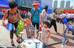 福建三明:無人機助力消防救災