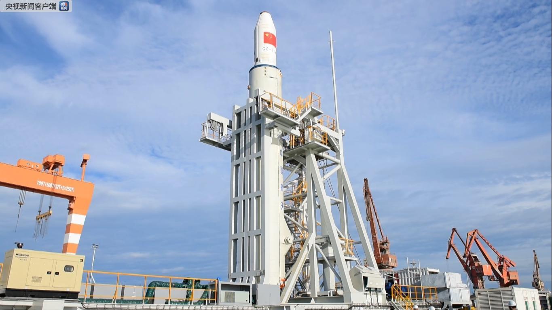 長征11號成功發射 這是我國首次在海上進行航天發射