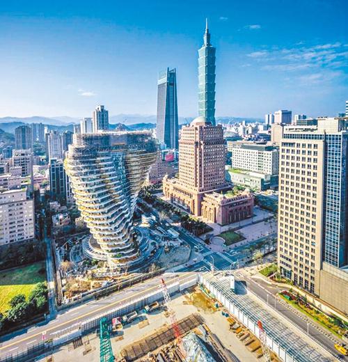 臺北每10萬人中有57個超級富豪 排名亞洲第2