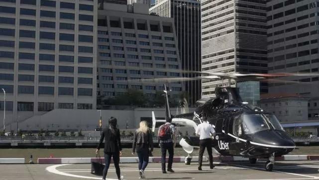 uber推直升機服務什么情況 直升機服務要多少錢