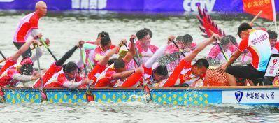 龙舟季:以赛为帆,载传统文化前行