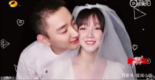 于小彤陳小紜婚紗照曝光 于小彤陳小紜為什么拍婚紗照要結婚了嗎