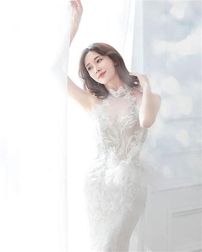 林志玲婚紗照曝光是什么樣的?林志玲婚紗照下網友評論竟神預言!