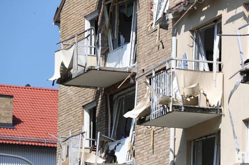 瑞典發生爆炸事故現場圖曝光 瑞典發生爆炸最新消息有傷亡嗎