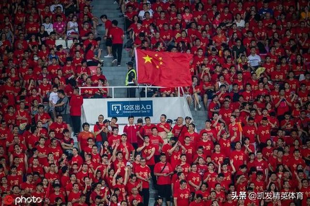 国足提前锁定世预赛种子席位 国足踏出了冲击世界杯的第一步