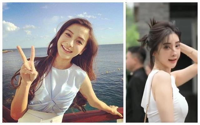 网红潘南奎撞脸杨颖,潘南奎怎么火了,潘南奎整容前后对比照