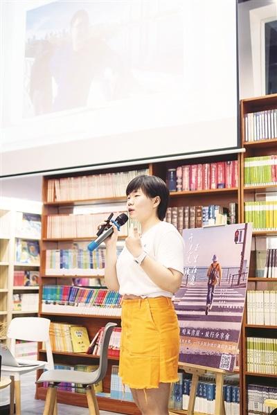 漳州25歲女孩 一個人游歷15個國家