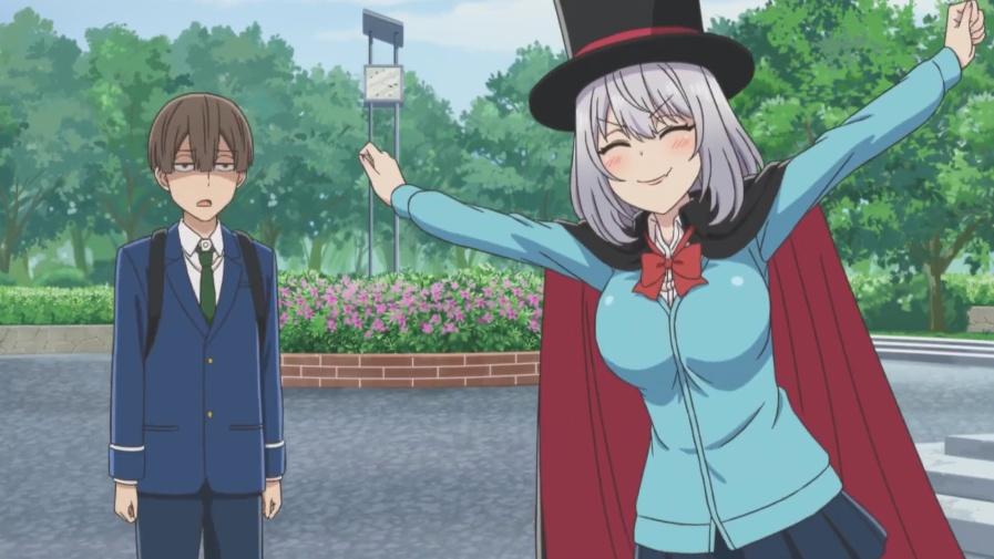 TV动画《魔术学姐》新PV公开!7月2日开始播出