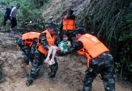 江西多地暴雨具体什么情况?江西多地暴雨多少人受灾损失严重吗