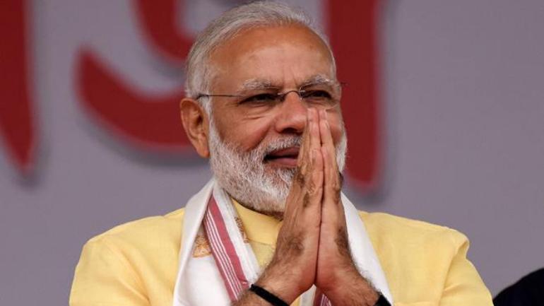 印度总理莫迪(图:今日印度)
